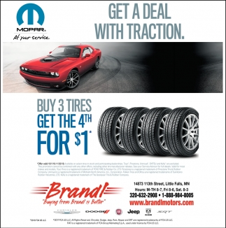 Get a Deal with Traction