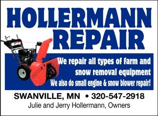 Hollermann Repair