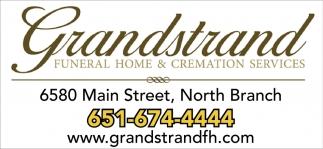 Grandstrand Funeral Home