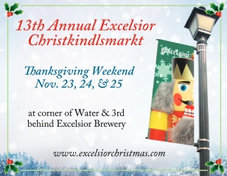 13th Annual Excelsior Christkindlsmarkt