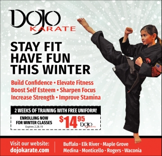 Stay Fit Have Fun this Winter