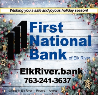 Wishing You a Safe and Joyous Holiday Season!