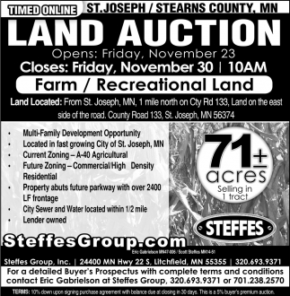 Land Auction