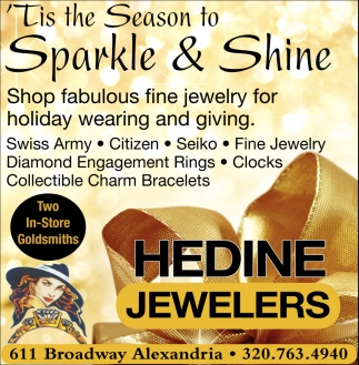 'Tis the Season to Sparkle & Shine