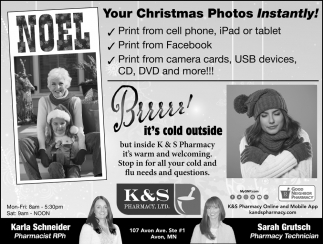 Your Christmas Photos Instantly!