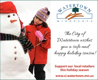 Support Our Local Retailers this Holiday Season