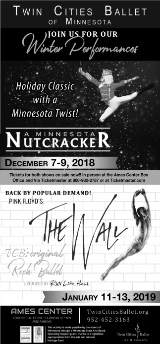 Join Us for Our Winter Performance