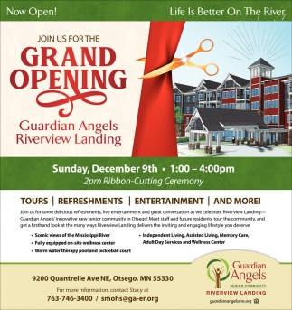 Join us for the Grand Opening