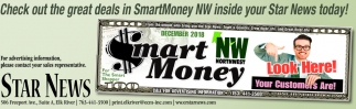 Check out the Great Deals in SmartMoney NW Inside Your Star New Today!