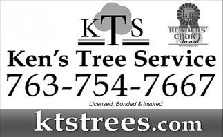 Ken's Tree Service