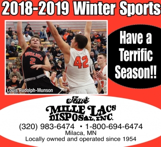 2018-2019 Winter Sports