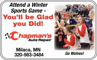 Chapman's Auto Repair
