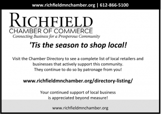 'Tis the Season to Shop Local!