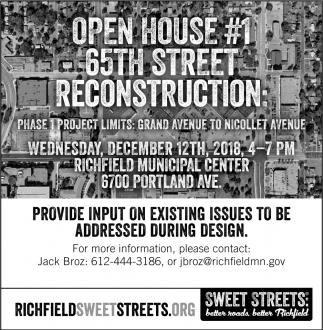 Open House $1