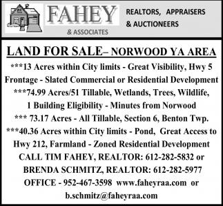 Arlington Equipment Consignment Auction