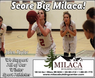 Score Big Milaca!