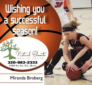 Wishing You a Successful Season!