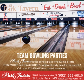 Team Bowling Parties