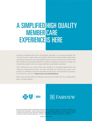 A Simplified High Quality Member Care Experience is Here