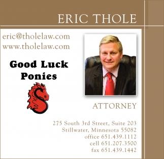 Good Luck Ponies