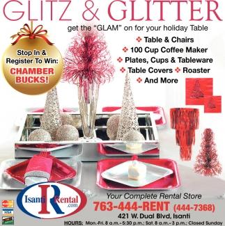Glitz & Glitter