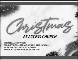 Christmas at Access Church