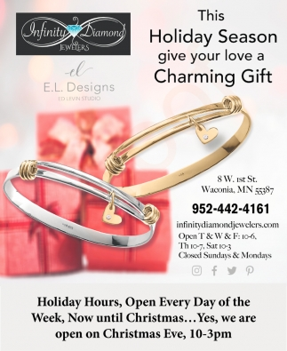 This Holiday Season Give Your Love a Charming Gift