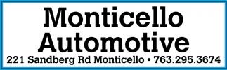 Monticello Automotive
