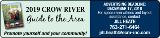 2019 Crow River Guide to the Area