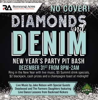 New Year's Party Pit Bash