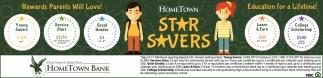 Homwtown Star Savers