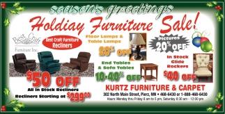 Ads For Kurtz Furniture U0026 Carpet In Pierz, MN