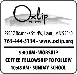 Oxlip Church