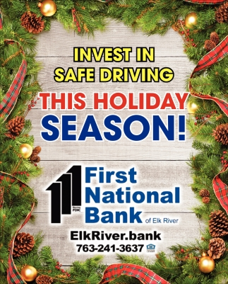 Invest in Safe Driving this Holiday Season!