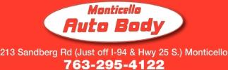 Monticello Auto Body