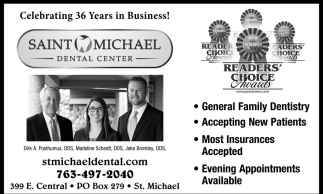 Celebrating 36 Years in Business