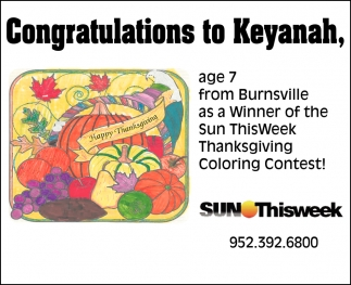 Congratulations to Keyanah