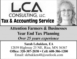 Tax & Accounting Service