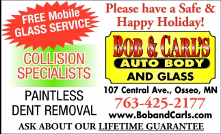 FREE Mobile Glass Service