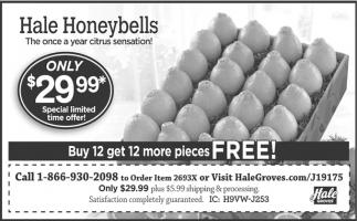 Hale Honeybells