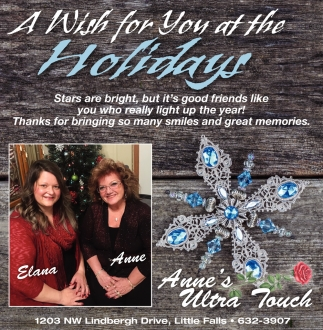 A Wish for You at the Holidays