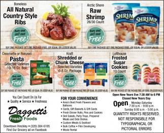 Daggett's Fresh Foods