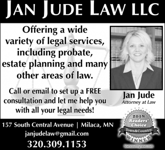 Offering a Wide Variety of Legal Services