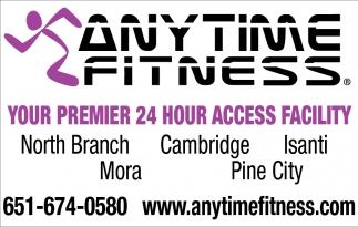 Your Premier 24 Hour Access Facility