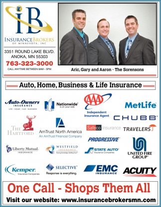 Auto, Home, Business & Life Insurance