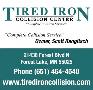Complete Collision Service
