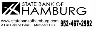 State Bank of Hamburg