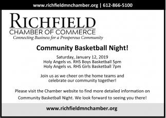 Community Basketball Night!