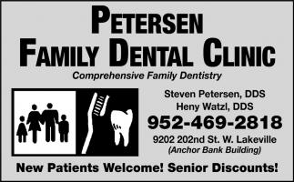 Comprehensive Family Dentistry