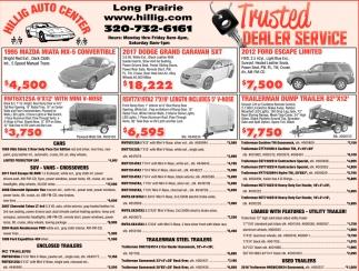 Trusted Dealer Service